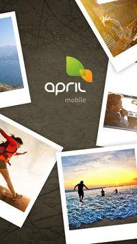 April Mobile poster