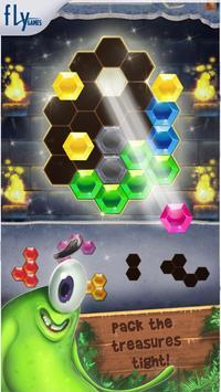 Jelly Treasures screenshot 1