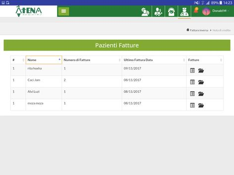 Atena Virtual Assistant screenshot 2