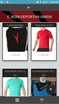 Bazar Venus Web Shop Honduras screenshot 4