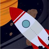 Asteroid Driver (Unreleased) icon