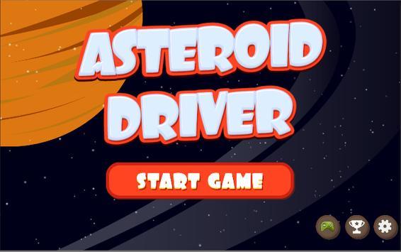 Asteroid Driver (Unreleased) apk screenshot