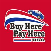 Buy Here Pay Here USA icon