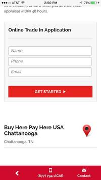 Buy Here Pay Here USA screenshot 3