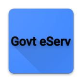 GOVT eServices : India, eServices, useful links icon
