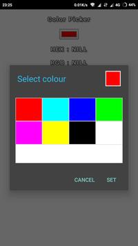 Color picker screenshot 1