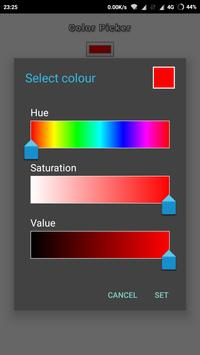 Color picker screenshot 2