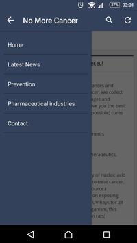 No More Cancer apk screenshot