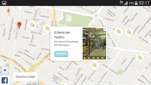 Find Place Chile apk screenshot