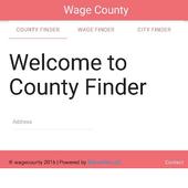 WageCounty icon