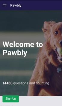 Pawbly poster