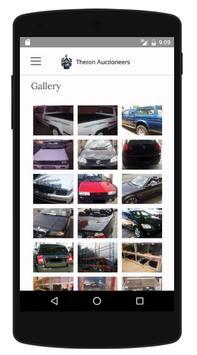 Theron Auctioneers apk screenshot
