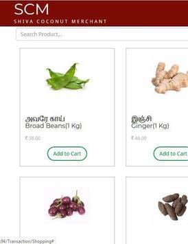 SCM - Online Veg & Fruits Order screenshot 4