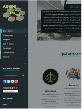 Grupo Conser apk screenshot