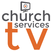 Church Services TV - Live Streaming from Churches icon