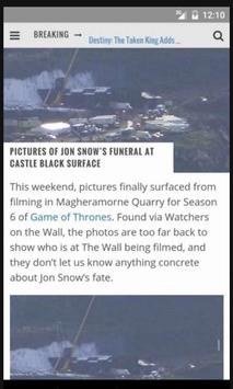 News/Wiki for Game of Thrones poster