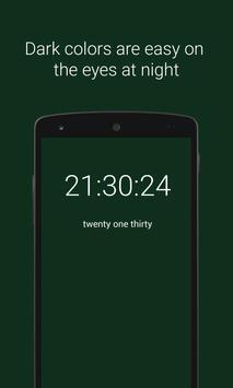 Smart color clock screenshot 1