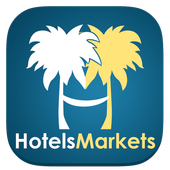 HotelsMarkets - Hotels Search. icon