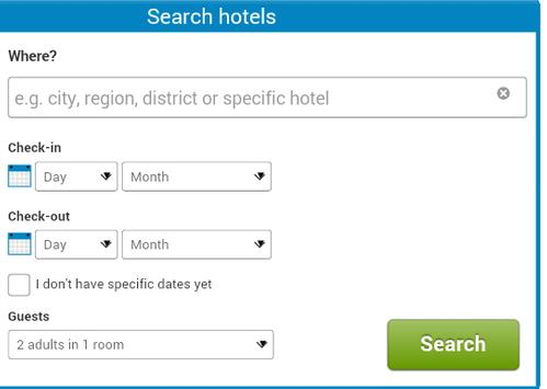 HotelsMarkets - Hotels Search. apk screenshot