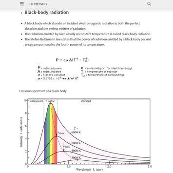 IB Physics screenshot 4