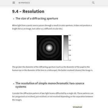 IB Physics screenshot 5