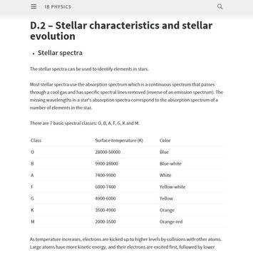 IB Physics screenshot 7