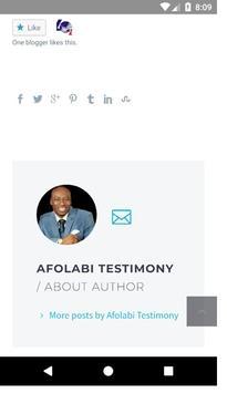 Live Radio - Pastor Testimony screenshot 1