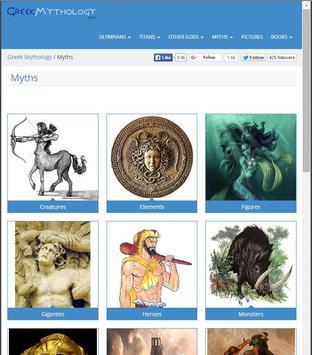 Greek Mythology.com poster