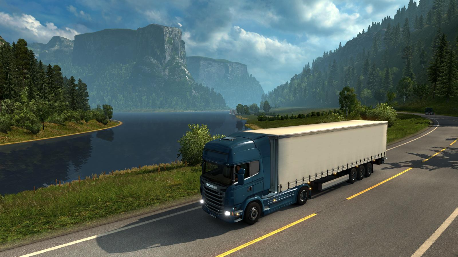 Euro Truck Simulator 2 Mobile Mod Searcher for Android - APK