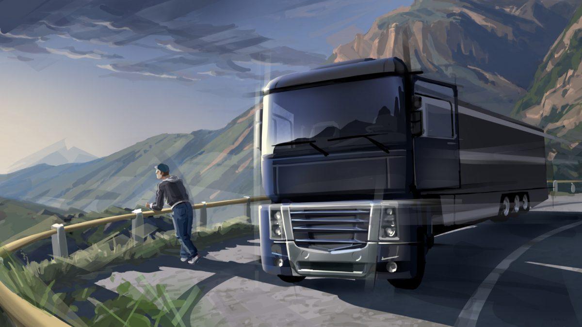 euro truck simulator apk
