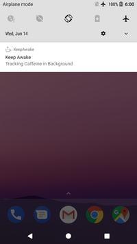 Keep Awake - Caffeine Tracker screenshot 2