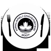 KLÜ Yemek Takvimi - Kırklareli Üniversitesi icon