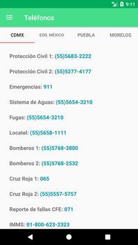 Ayuda México screenshot 4