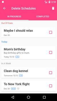 Simple Do Free:To-do lists, task, calendar screenshot 3