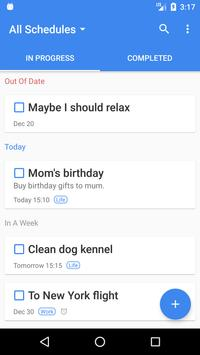 Simple Do Free:To-do lists, task, calendar poster