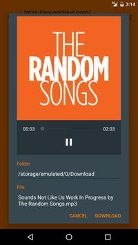 Material Media Downloader screenshot 2