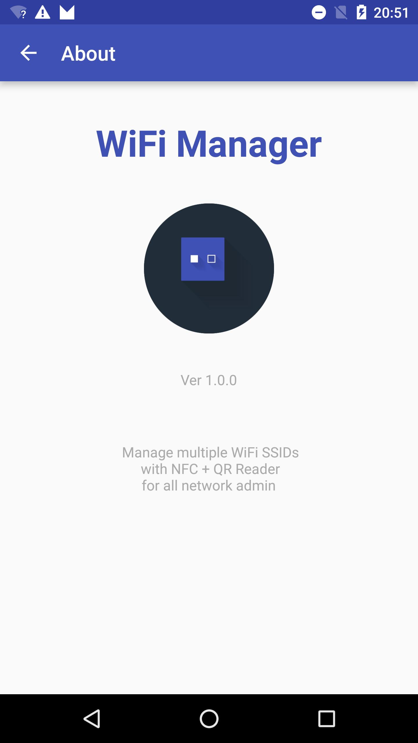 SSID Manager for Android - APK Download
