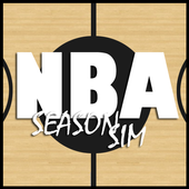 NBA Season Sim - Basketball Analysis & Predictions icon