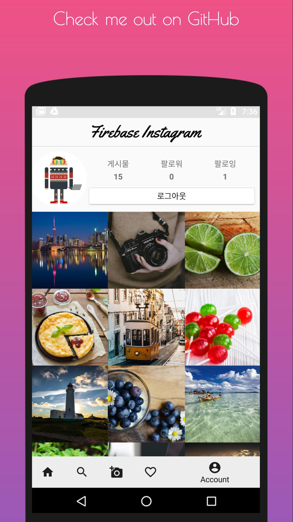 Firebase Instagram for Android - APK Download