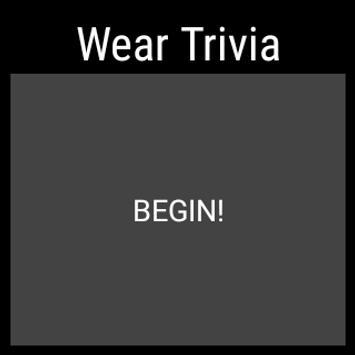 Wear Trivia poster