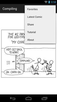 XkcdPortal apk screenshot
