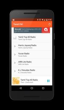 Tamil FM poster