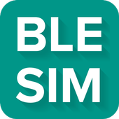 BLE Peripheral Simulator أيقونة