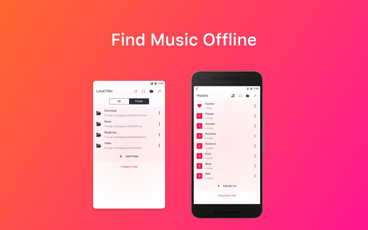 Phone X Music for iPhone X, iOS Music Player for Android