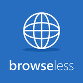 browseless icon