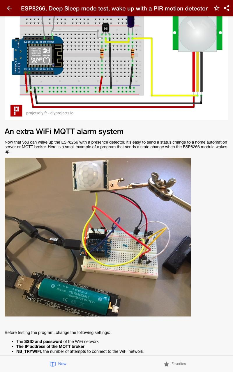 DIY Projects Smart Home IoT Arduino ESP8266 ESP32 for