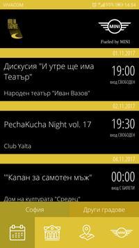 Theatres Night apk screenshot