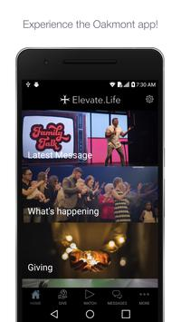 Elevate Life poster