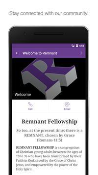Remnant Fellowship screenshot 1