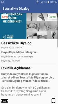 Etkinlik.io apk screenshot